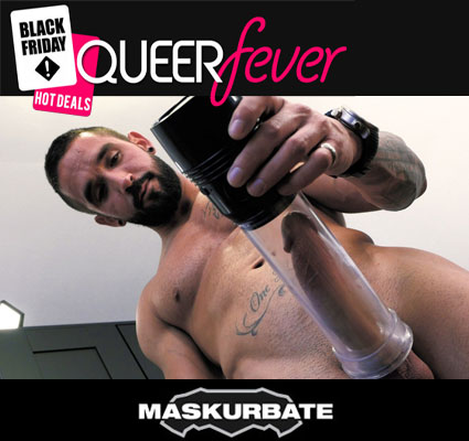 Maskurbate Black Friday deal