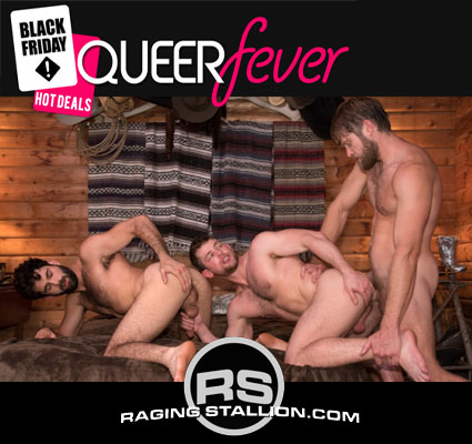 Raging Stallion Black Friday deal