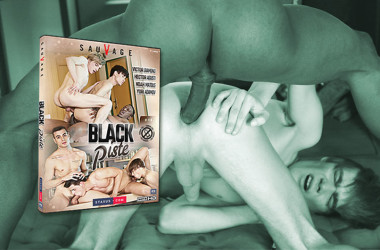 "Staxus adds new DVD title: ""Black Piste"""
