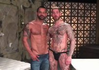 Shooting for Fetish Force: David Benjamin and Logan McCree