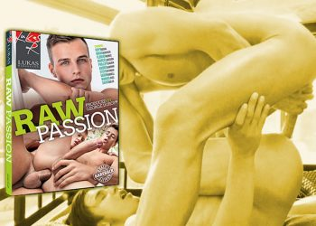 "Lukas Ridgeston and BelAmi release ""Raw Passion"" movie"
