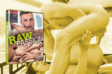"Lukas Ridgeston and BelAmi release ""Raw Passion"" on DVD"