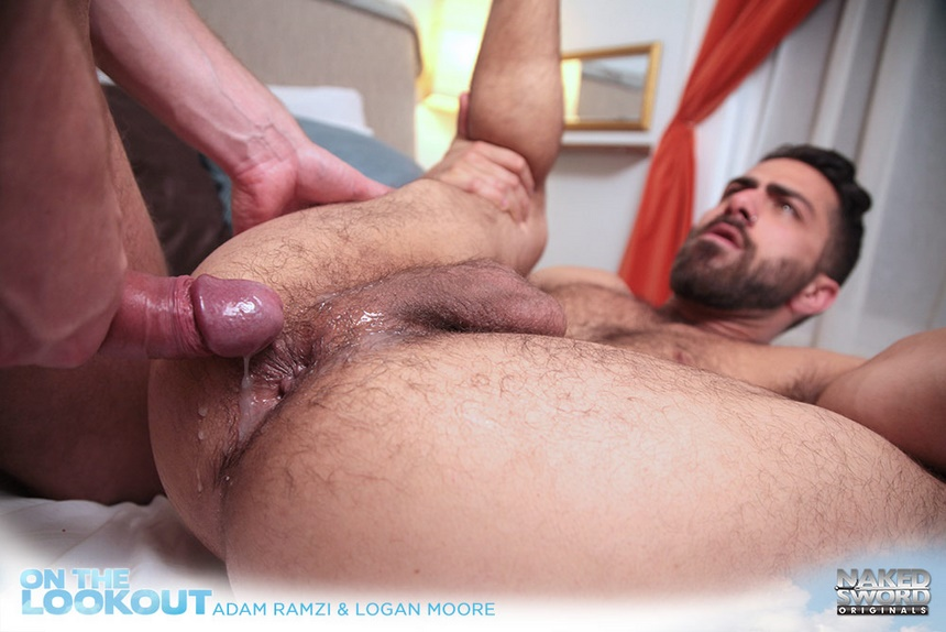See Logan Moore And Adam Ramzi Flip Fucking In On The Lookout Part