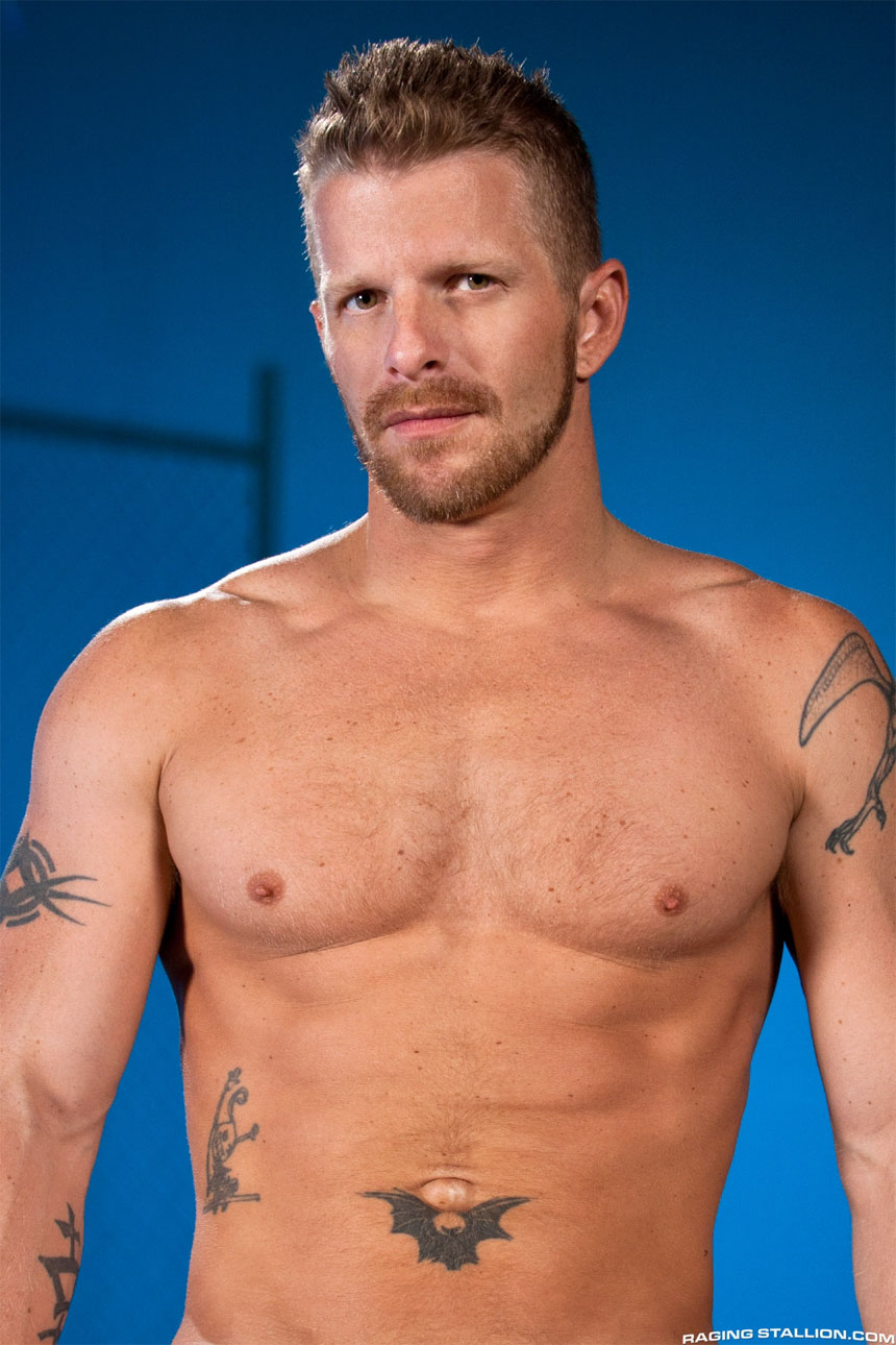 Jeremy Stevens returns to gay porn