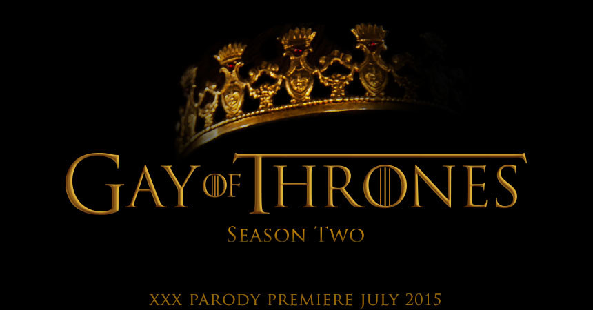 """Coming up: """"Gay of Thrones"""" season two + Paddy O'Brian and Connor Maguire flip-fuck"""