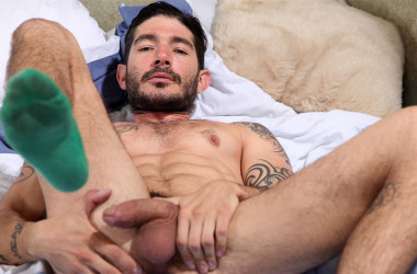 Johnny Hazzard talks about his porn past, his career as a mainstream actor and his single life