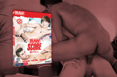"Staxus releases ""Raw Score"" on DVD"