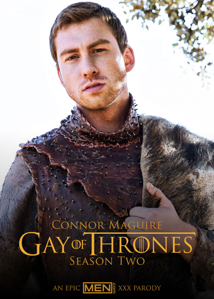 Connor Maguire in Gay of Thrones