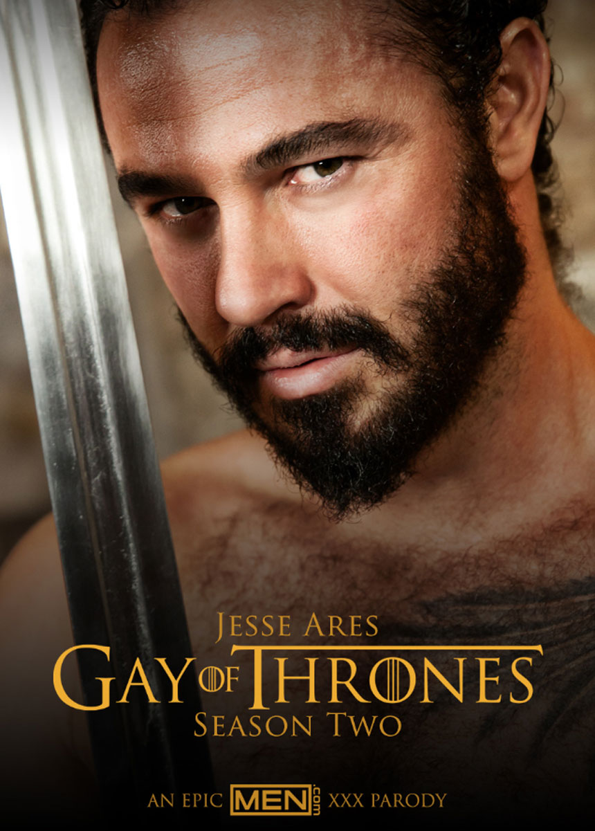 Jessy Ares in Gay of Thrones