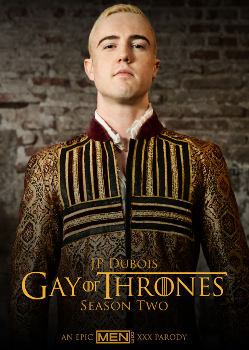 JP Dubois in Gay of Thrones