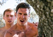 """Paddy O'Brian and Connor Maguire flip-fuck in """"Gay of Thrones"""" part 5"""