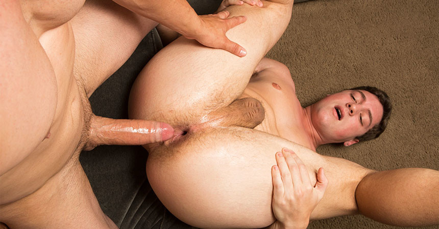 Randy gives Forrest a raw ass pounding at Sean Cody