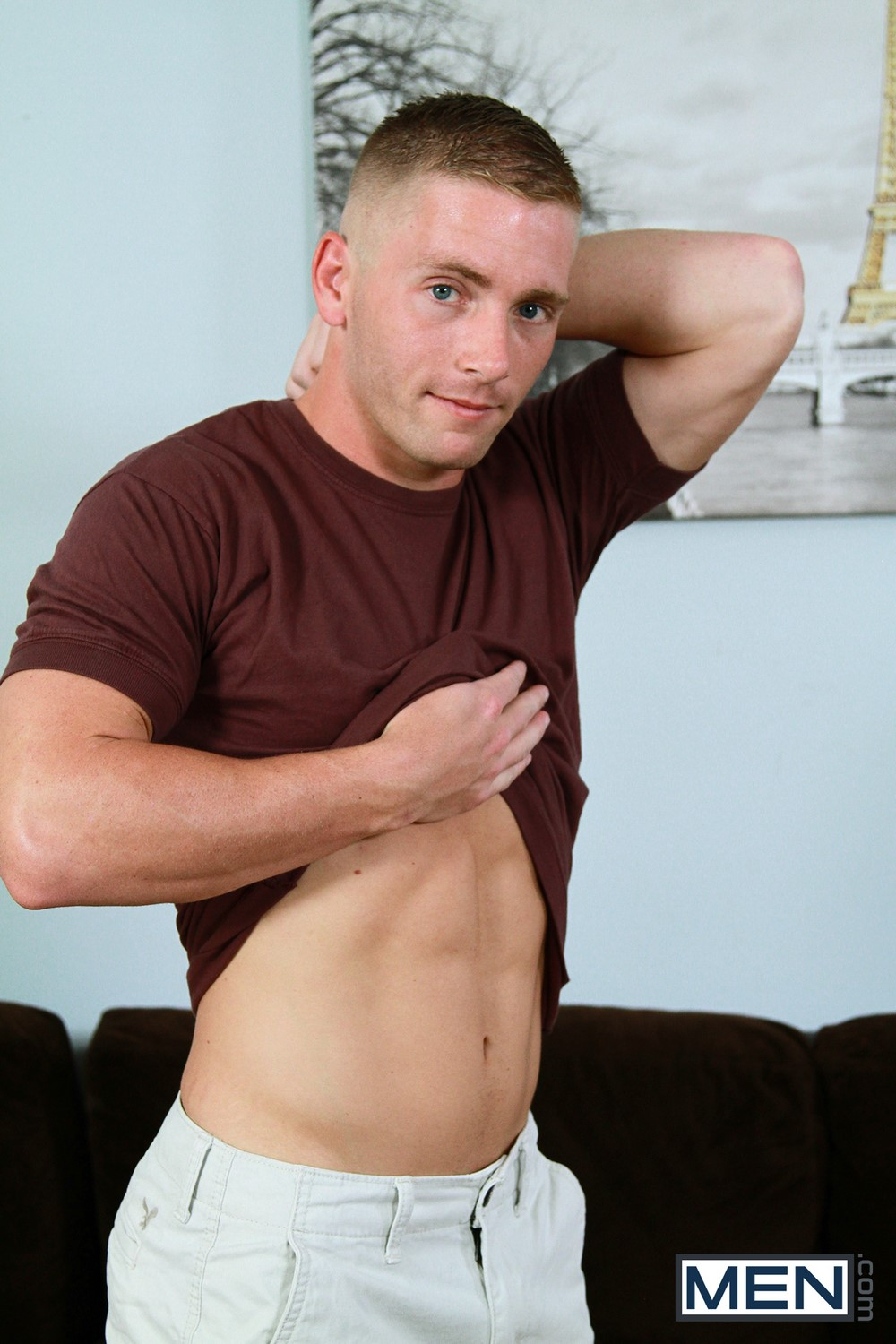 Colby Takes Advantage Of Scotts Mouth And Eager Hole