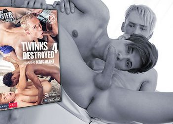 "Staxus releases ""Twinks Destroyed 4"" on DVD"