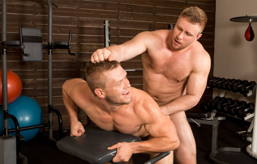 The very popular Abe has returned to Sean Cody to raw-fuck Rusty