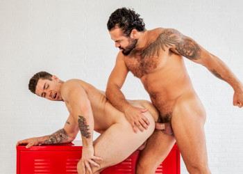 "Jessy Ares fucks Trenton Ducati in ""Sweet Dreams"" part 2 from Men.com"