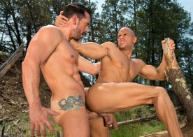 """Jimmy Durano fucks Sean Zevran in the first scene from """"Total Exposure 2"""""""