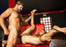 "Colby Jansen fucks Damien Crosse in ""My Brother the Hooker"" part one from Men.com"