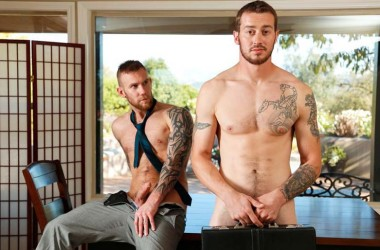 "Mark Long pounds Damien Michaels in ""Hard Divorce"" from Next Door world"