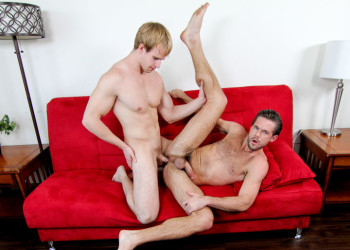 "Cameron Foster fucks Mike De Marko in ""The Chat Room"" part two from Men.com"