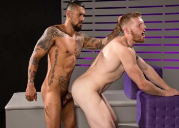 "Boomer Banks fucks Cass Bolton ""Backstage Pass"" part one from Raging Stallion"