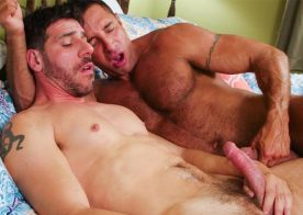 "Nick Capra and Tony Salerno fuck in ""Straight Boy Seductions 2"" from Icon Male"