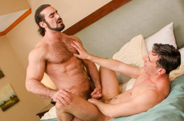 "Jaxton Wheeler fucks Tony Salerno in ""Sugar Daddies 3"" from Icon Male"