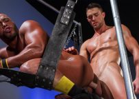 """Ryan Rose pounds Micah Brandt in """"Ass Friends"""" part two from Hot House"""
