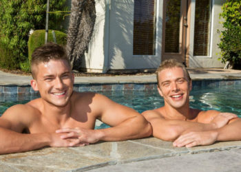 Hunter can't get enough of Porter's sweet hole at Sean Cody