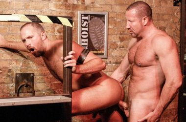 Dane Hyde takes Trojan Rock' big hard cock up his ass at AlphaMales