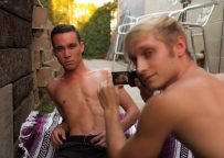 """Max Carter lends Chandler Mason a helping hand in """"Gettin' Dirty"""" from Helix Studios"""