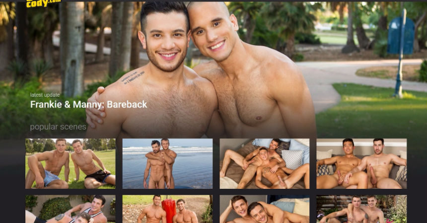 Sean Cody website review