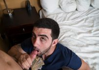 Dominic gets picked up in a park and takes a cock at Reality Dudes