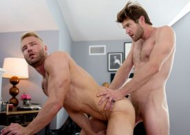 """Colby Keller fucks Will Wikle in """"The Stillest Hour"""" part two from CockyBoys"""