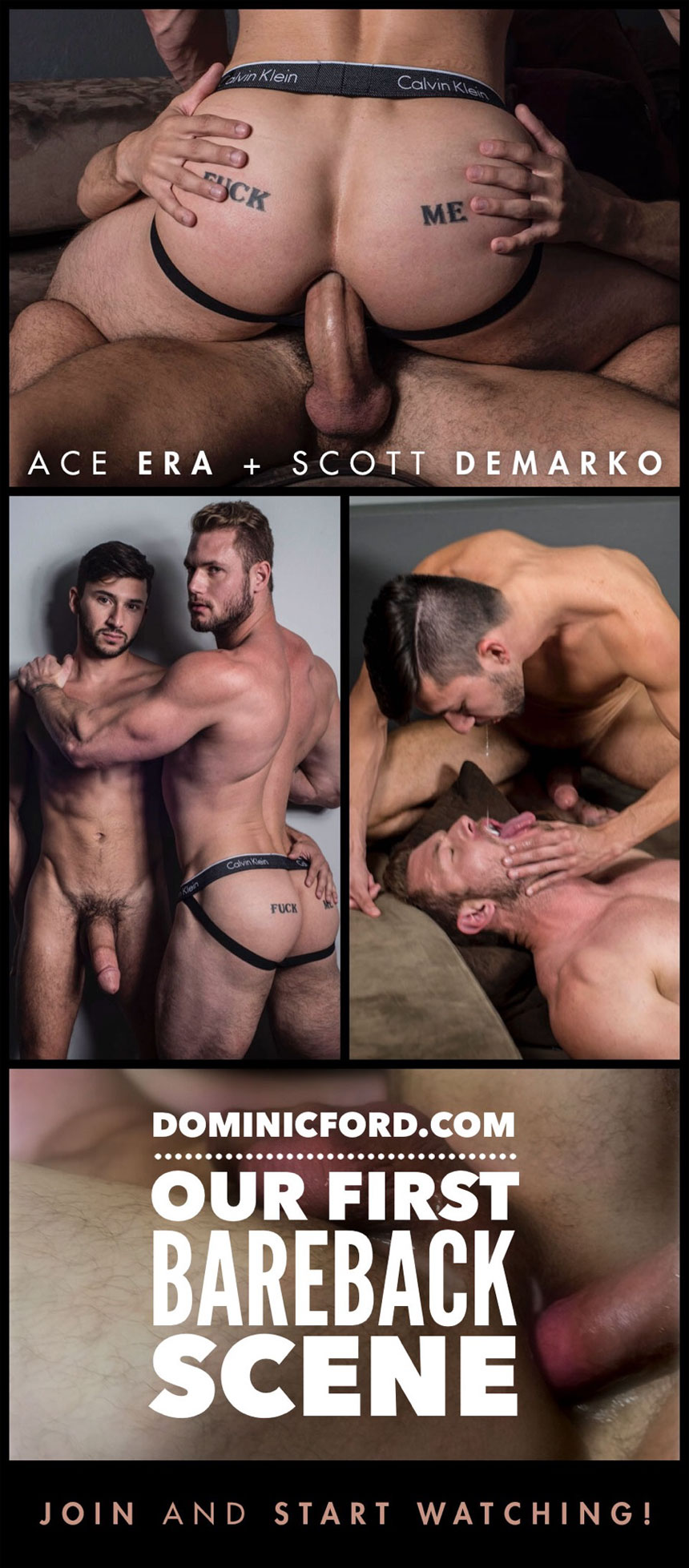 Scott DeMarco fucks Ace Era