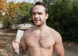James makes cash with his tight ass at Reality Dudes
