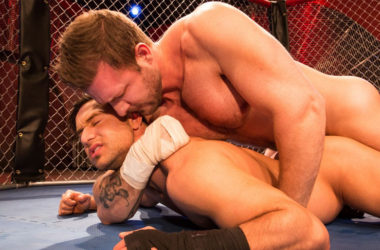 "Austin Wolf fucks Josh Conners in ""TKO: Total Knockouts"" part one from Hot House"