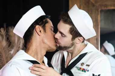 "Rafael, Griffin, Paul, Jacob, Noah and Matie fuck in the ""Fleet Week"" mini-series"