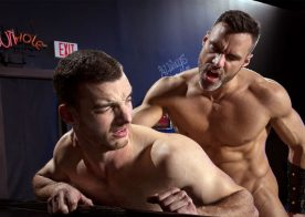 "Manuel Skye tops CJ Phillips in ""Two Dick Minimum"" part five from Raging Stallion"