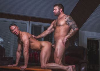 "Colby Jansen fucks Skyy Knox in ""Pre Break-Up Pleasures"" from Colby's Crew"