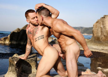 "Muscle top Paddy O'Brian fucks Colton Grey in ""Pirates"" part two from Men.com"
