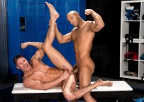 """Sean Zevran fucks Skyy Knox in """"The Trainer: No Excuses"""" part one from Hot House"""