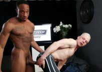 """Ryan Russell takes Trent King's big cock in """"Special Reveal"""" from Next Door Studios"""