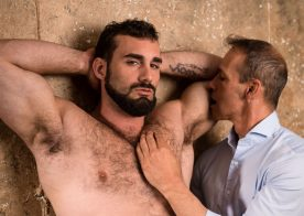 "Jaxton Wheeler fucks Rodney Steele in ""Fair Exchange"" from Icon Male"