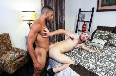 "Mike Maverick pounds Toby Springs' ass in ""Stressed Out"" from Pride Studios"