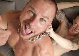 AJ Alexander breeds Hans Berlin's hungry hole at Butch Dixon