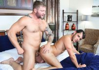 """Rego Bello and Colby Jansen fuck each other in """"Let's be Versatile Baby"""""""
