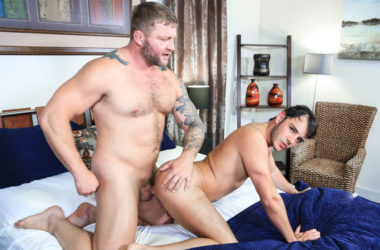 "Rego Bello and Colby Jansen fuck each other in ""Let's be Versatile Baby"""