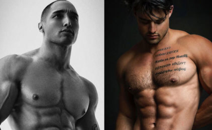 Nine Hot Fitness Models You Need To Follow On Instagram!