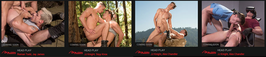 Head Play from Falcon Studios